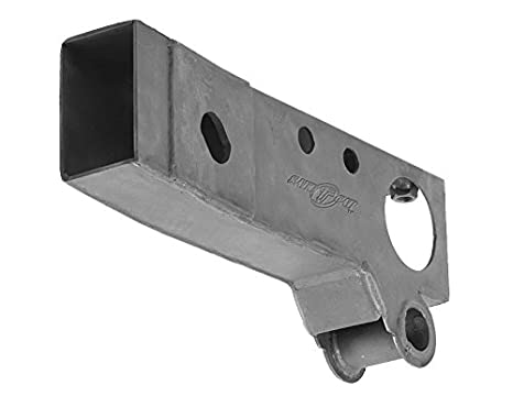 Replacement Front Shackle and Steering Mount Section for Jeep Wrangler YJ Left Driver Side