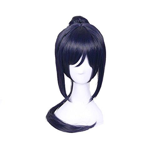 SUNCOS Lovelive ! sunshine ! aqours Full hair Female woman Party Cosplay Wig (Matsuura (Sun Wigs)