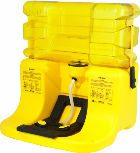 Bradley S19-921 On-Site Portable Gravity-Fed Eyewash - Bradley Eye Wash