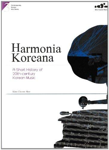 Harmonia Koreana (Contemporary Korean Arts Series #3)