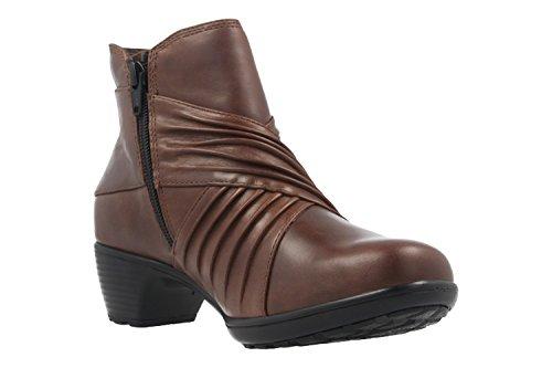 Romika Damen Trotteur Pumps - Banja 05 - Braun Schuhe in Übergrößen