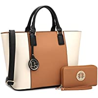 Designer Handbags for Women Large Laptop Shoulder Bags Tote Satchel Hobo Top Handle Work Bags