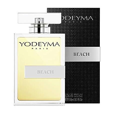 Yodeyma - Perfume para hombre Beach, Eau de Parfum 100 ml. (Fierce &ndash