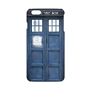 diy zhengCool-benz Blue police box 3D Phone Case for iphone 5c