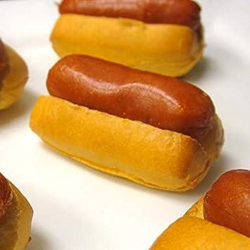 Amazon Com Order Mini Ball Park Franks Hot Dogs