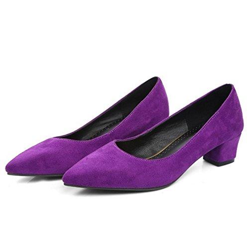 Piccoli Purple Tacchi Donna Pumps Zanpa qfxFRPwE