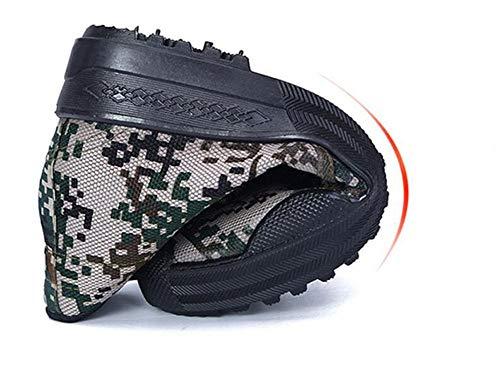 all' resistente lavoro da 38 alpinismo camouflage gomma tela usura Farm sito a Rcnryhigh Wear scarpe Outdoor CRwx7qP
