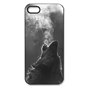 Wolf Case for Iphone 5 Petercustomshop-IPhone 5-PC00701