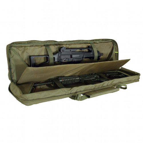 Voodoo Tactical 42″ Padded Weapons Rifle Gun Weapon Case – Olive Drab OD Green 15-7612, Outdoor Stuffs