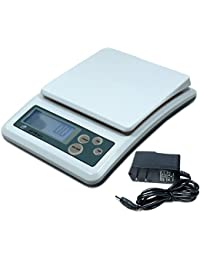 Buy 3000g X 0.1g Precision Digital Scale for Jewelry Kitchen Shipping Parts Counting occupation