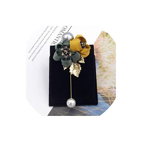 Brooches Pin Cardigan Shirt Shawl Pin Professional Coat Badge Jewelry Accessories
