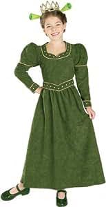 UMM 568,174 Large Fiona Princesa Costume Ni-o
