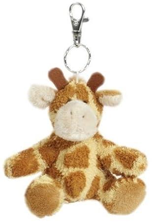 Heunec Besito jirafa Llavero 10 cm: Amazon.es: Juguetes y juegos