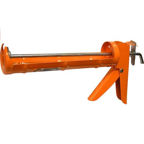 IIT 49400 Ratcheting Caulk Gun, 9-Inch