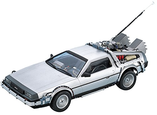 Aoshima Models Delorean from Back to The Future I Building Kit from Aoshima Models