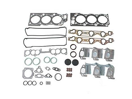 Head Gasket Set Kit Intake Exhaust Manifold Valve Cover Fits For 88-95  Toyota Pickup SR5 4Runner SR5 T100 SR5 3 0L V6 Engine Code 3VZE With  Sealant