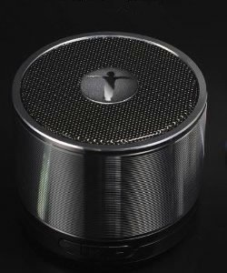 Abramtek M5-bluetooth Mini Rechargeable Speakers for Phon...