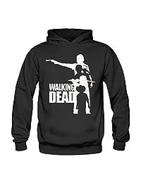 MARC Women's Walking Dead Sweater Black
