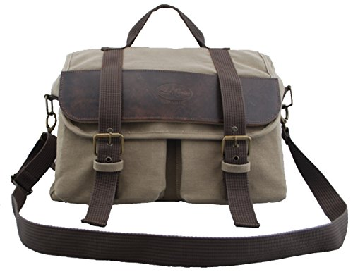 a6744e2f01565c Rosa Design Messenger Backpack Leather product image