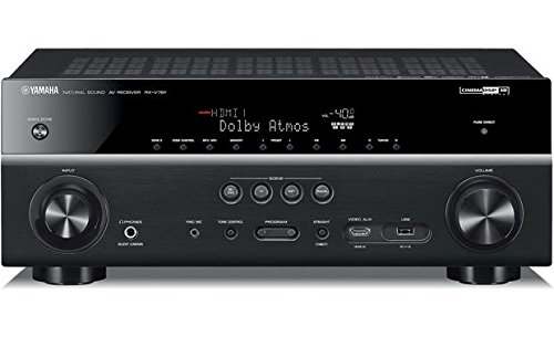 Best price for Polk Audio TSi 300 7.1-Ch Home Theater Speaker System with Yamaha RX-V781BL 7.2-Ch Network AV Receiver