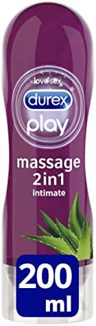Durex Play Massage 2 In 1 (Packaging May Vary)
