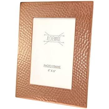 Amazon.com - Copper Photo Frame with Hammered Finish, 5x7 - Luxury ...