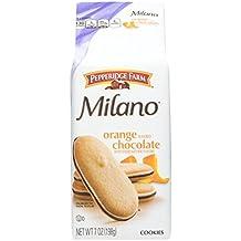 Pepperidge Farm, Milano Cookies, Orange, 7 Ounce