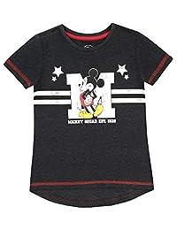Disney Girls Mickey Mouse T-Shirt