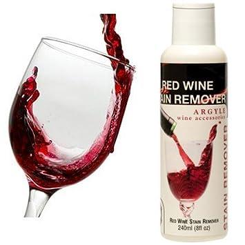 Argyle vino quitamanchas