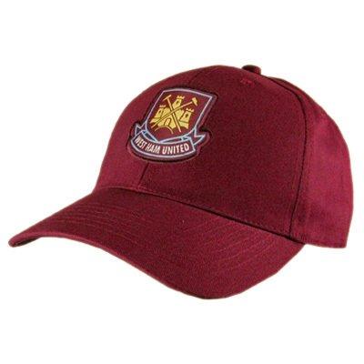 West Ham United FC Cap (Adulto - Rojo): Amazon.es: Hogar