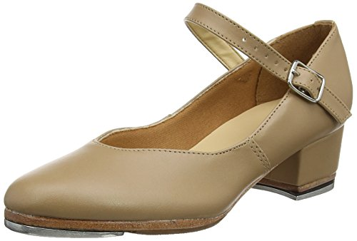 So Danca Ta44, Zapatos de Tap para Mujer Beige (Caramel)