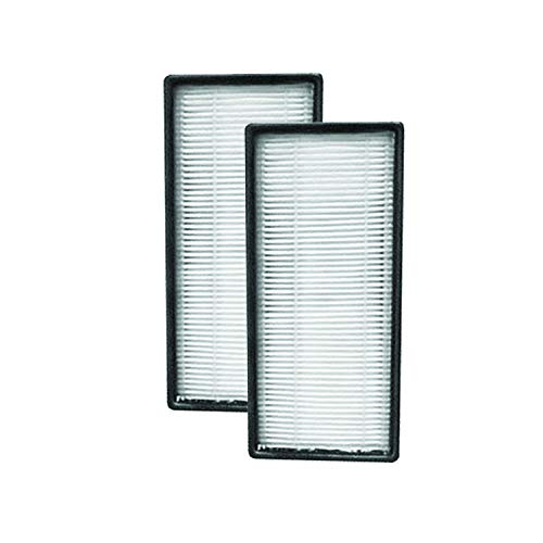 Filter-Monster True HEPA Replacement Filter Compatible with Honeywell HRF-C2 Air Purifier Filter C for Models 16200, HHT-011, HHT-080, HHT-081, HHT-085, HHT-090, HHT-145, HHT-149 (2 Pack)