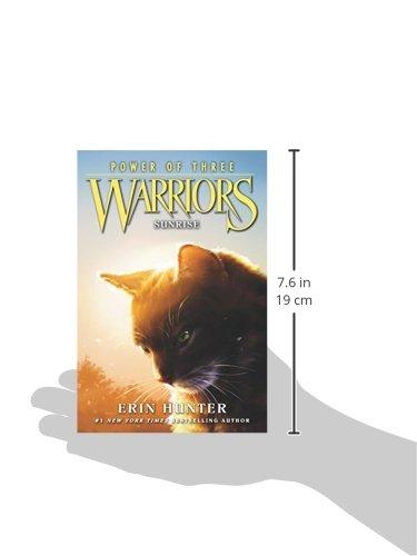 Warriors: Power of Three #6: Sunrise: Amazon.es: Hunter, Erin ...