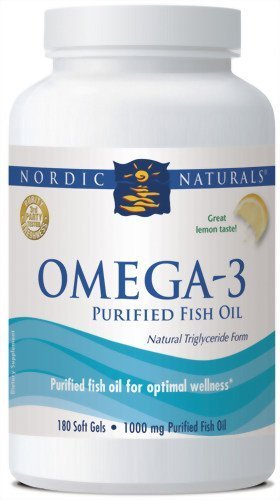 Nordic Naturals Omega-3 Formula,1000mg 540 Soft Gels (nordic , ZKS-g5 by Nordic Pure