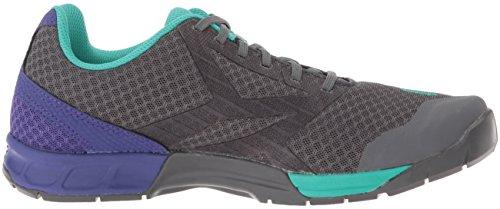 INOV Lite 250 Foncé formation de femmes des F Chaussures Gris 8 BwqrB