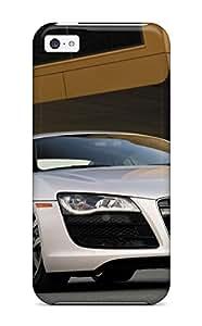 Hot Brand New 5c Defender Case For Iphone (2010 Audi R8 V10 2) 8261023K35769417