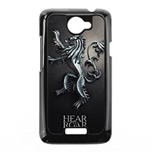 Game Of Thrones 7 Htc One X Cell Phone Case Black DAVID-275748