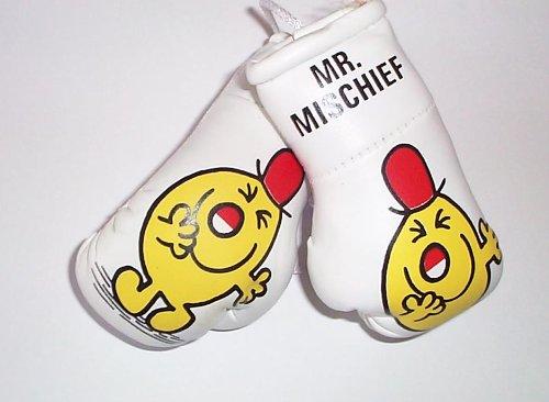 Mr Men Mr. Mischief Mini Boxing Gloves GB Falconry