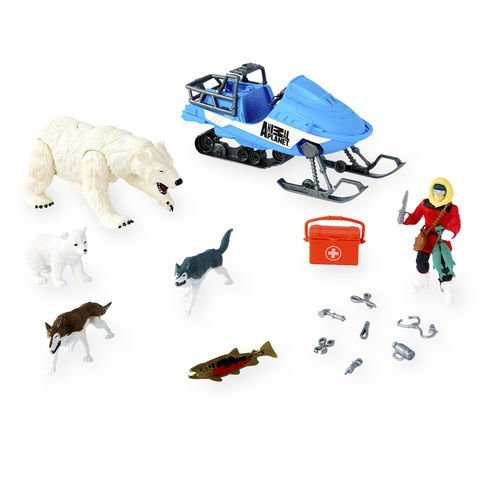 Toys R Us Animal Planet Polar Bear Rescue Playset