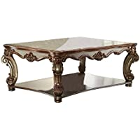 ACME Vendome Gold Patina Coffee Table