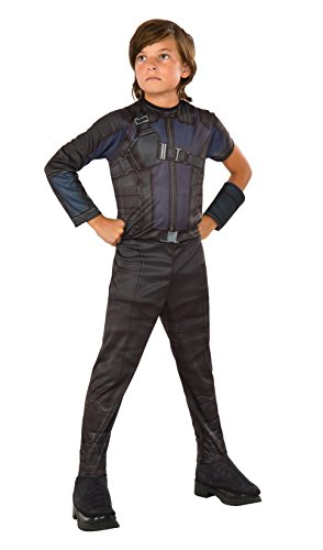 Rubie's Costume Captain America: Civil War Hawkeye Value Child Costume, Medium (Hawkeye Kids)