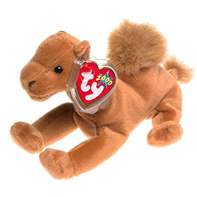 Ty Beanie Babies Niles - Camel: Toys & Games