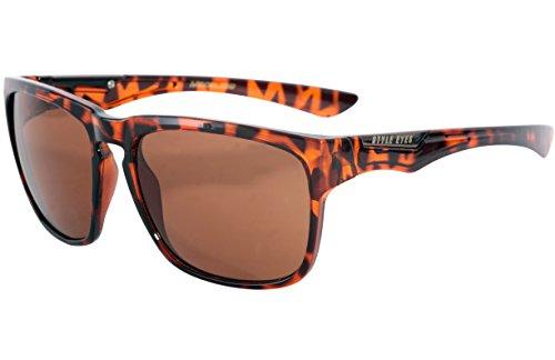 Style Eyes Optics Eclipse Brown sunglasses, Demi, One - Eclipse Sunglasses