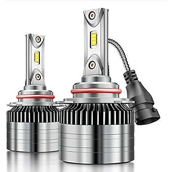 Amazon.com: GPPOWER H7 H11 H4 H13 9005 9006 9004 9007 Kit de ...
