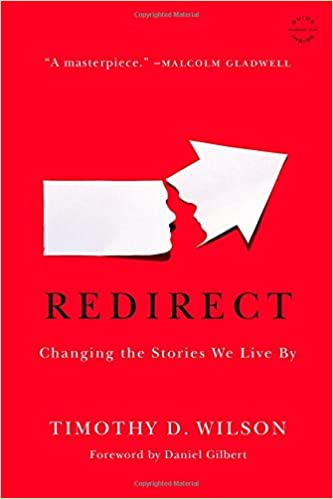 Cover of Redirect book by Timothy Wilson