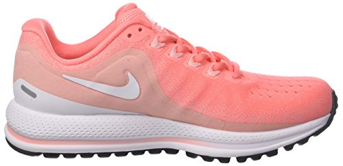 Nike Zoom Chaussures Atomic de Noir Vomero Bleached Coral Air Pink WMNS White Femme Running Lt 13 600 pxSXqrpn