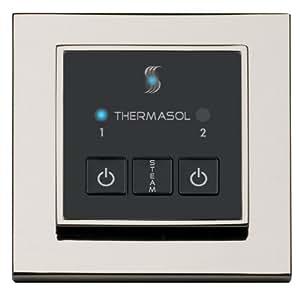 Thermasol ESM-PC Easy Start Control Modern, Polished Chrome