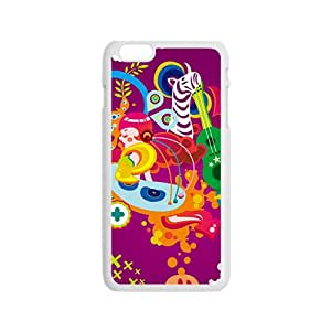 JIANADA Creative Cartoon Animal Pattern Hot Seller High Quality Case Cover For Iphone 6