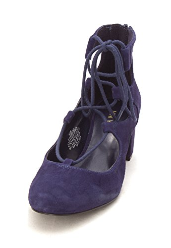 West Frauen Blue US Femme pour Nine Moody Sandales OXwd4Oq