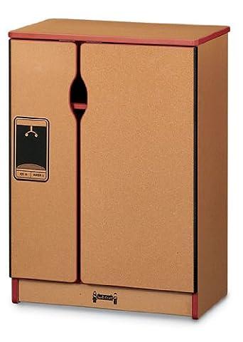 Sproutz Kinder-kitchen Refrigerator Navy - Jonti Craft Kinder Kitchen